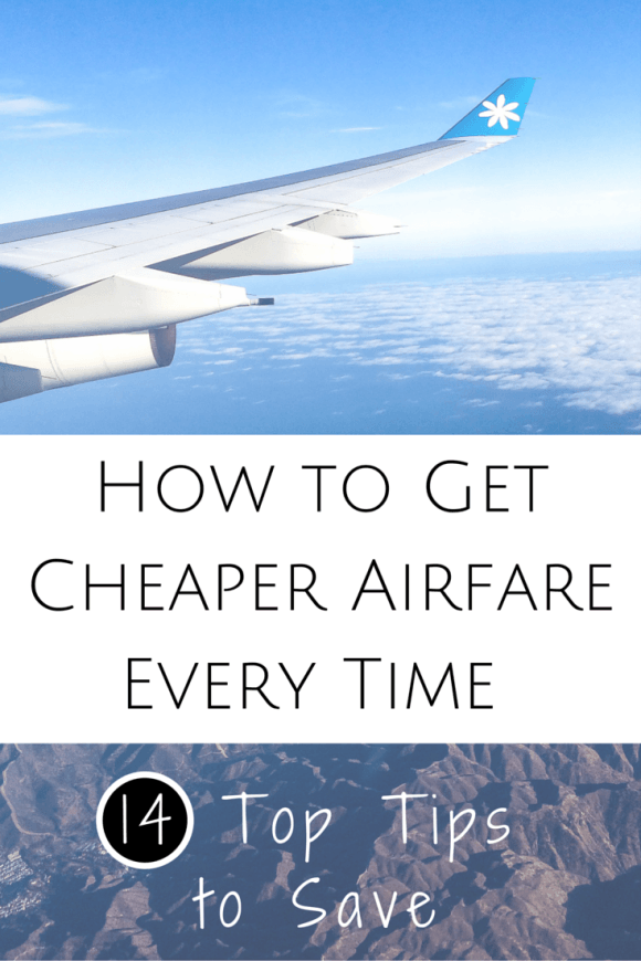 Find Cheaper Flights >> Guaranteed! (14 Top Tips on How to Find Cheap