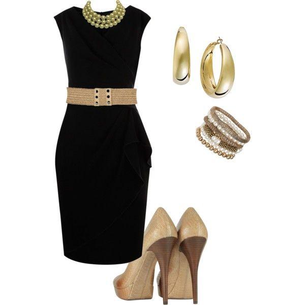 Goin To Work My Style Pinterest Dresses Black Dress