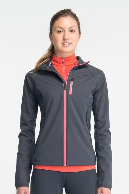 Icebreaker Merino Womens Gust Vest For Running Merino Wool