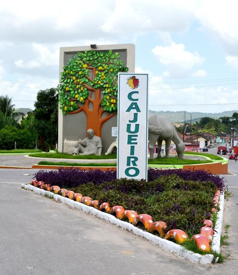 Cajueiro E Um Municipio Do Leste Alagoano Sua Populacao Estimada