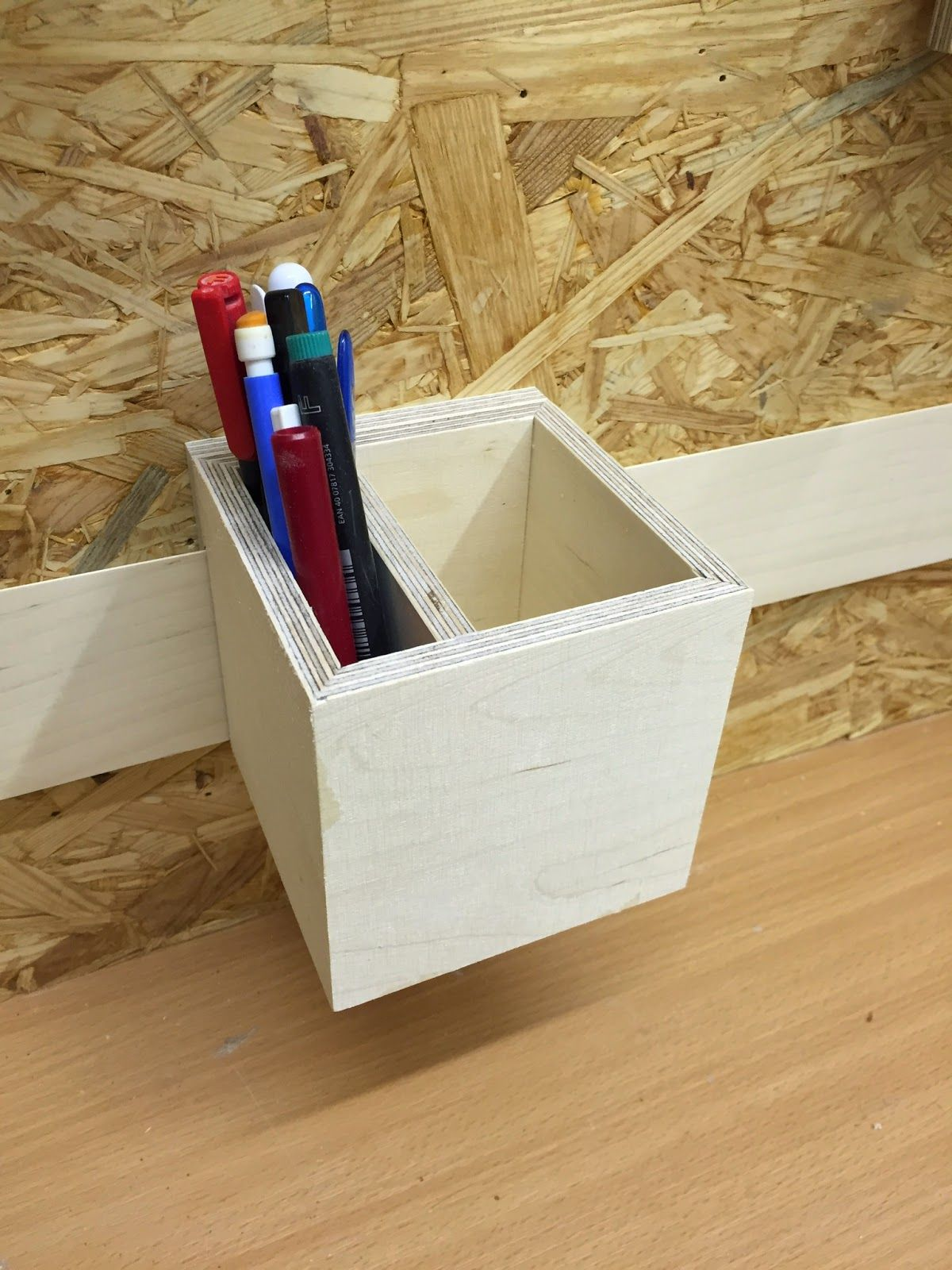 Photo of HolzwurmTom.de: French cleat hanging system for hand tools