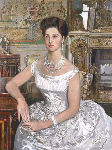 H.R.H. Princess Alexandra of Kent by Stanton