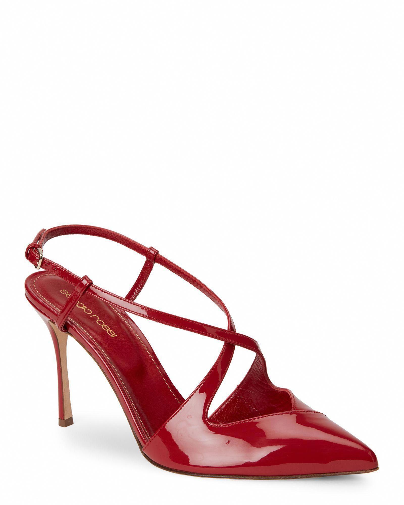 7cbce5554a29 Sergio Rossi Red Shoe Boots SergioRossi Sergio Rossi t