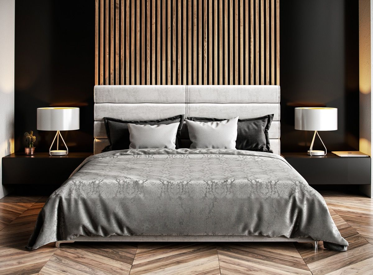 Best 51 Beautiful Black Bedrooms With Images Tips 400 x 300
