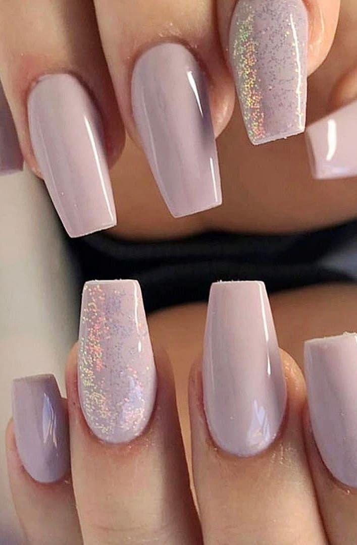 Photo of 42 disegni di unghie acriliche di donne glamour della stagione estiva. Foto numero 35 – nail design