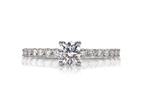 Ring of the Month: Duchess #engagementring #diamonds #jewellery #jewelry #diamond #vintage
