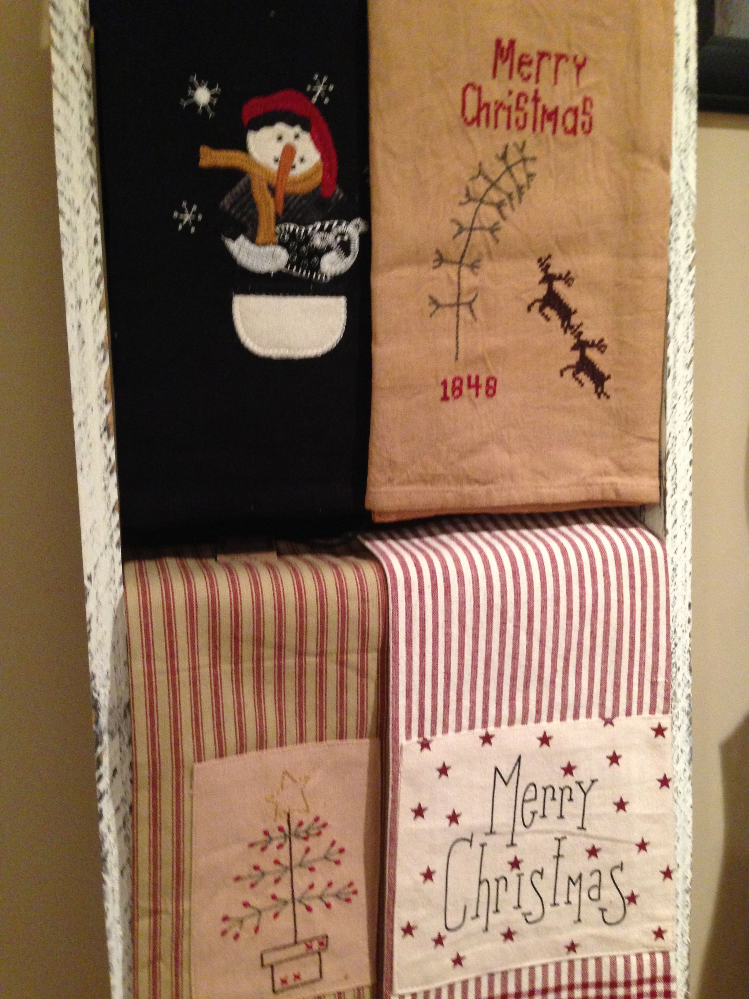 Display Towels