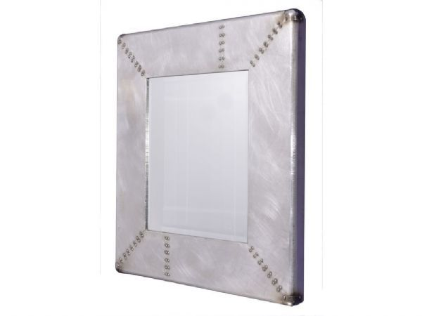 The Square Sheet Metal Mirror Is Part Of Our Range Of Modern Mirrors That Make Fabulous Wall Featur Metal Frame Mirror Modern Mirror Sheet Metal Wall