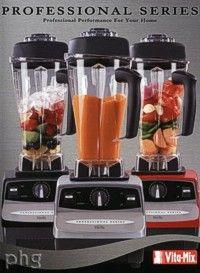 WANT: Vita-Mix Blender
