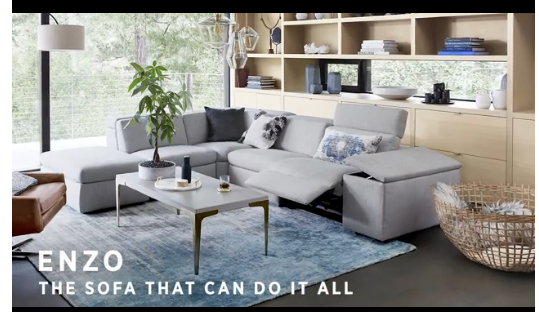 Pleasing West Elm Enzo Reclining In 2019 Furniture Home Living Pabps2019 Chair Design Images Pabps2019Com