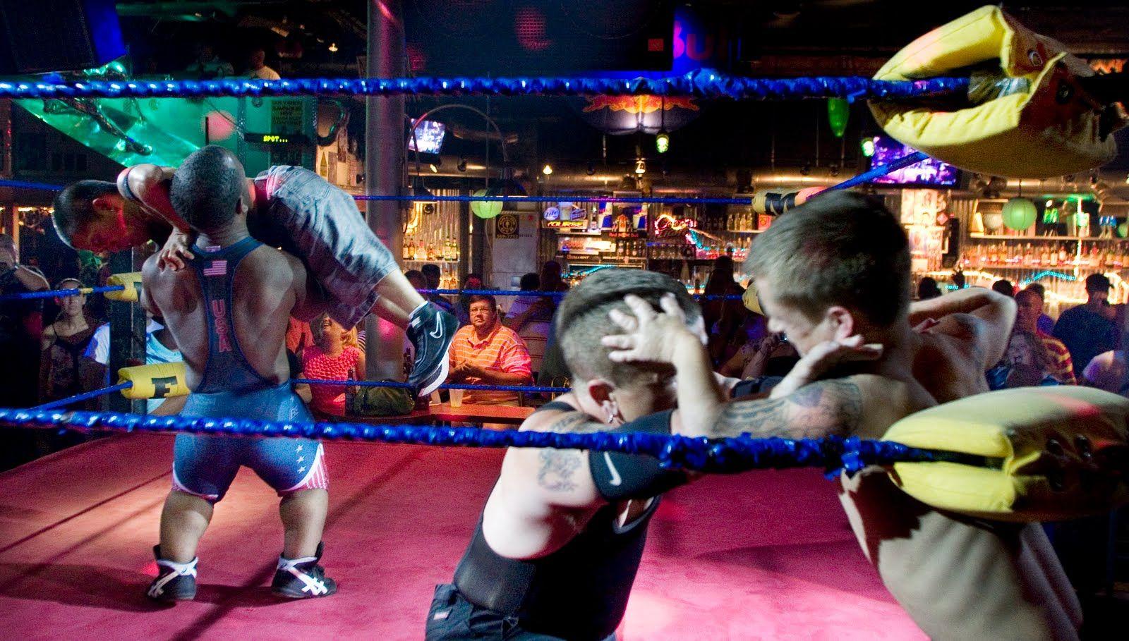 Wisconsin midget wrestling