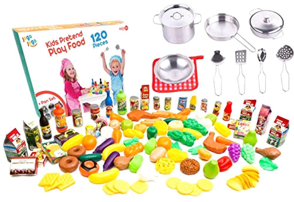 play food sets for preschoolers