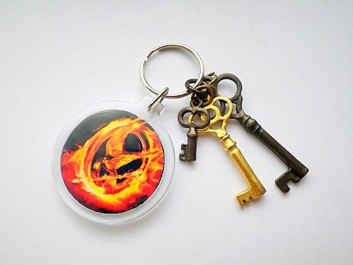 handmade > inspired by the novel & film The Hunger Games ...