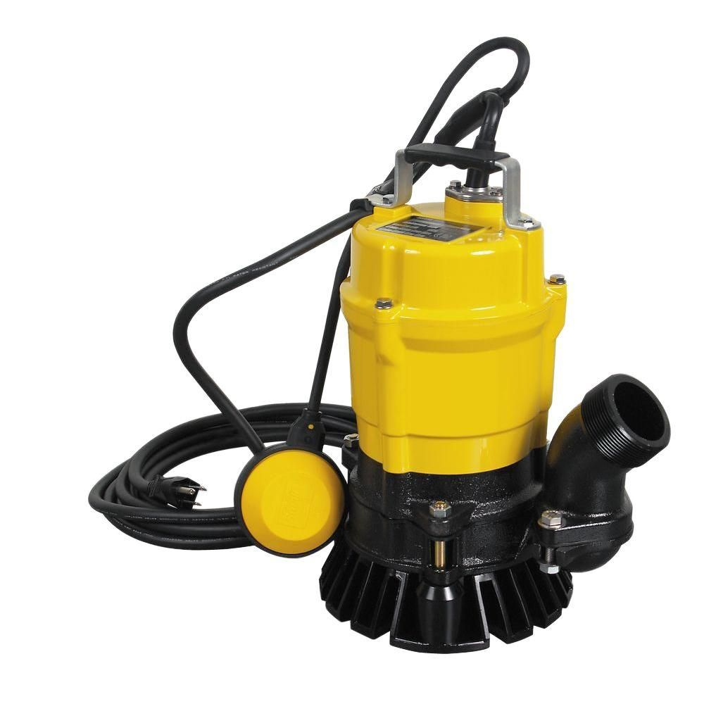 1 2 Hp 2 In Electric Submersible Utility Pump Kit Submersible Utility Pump
