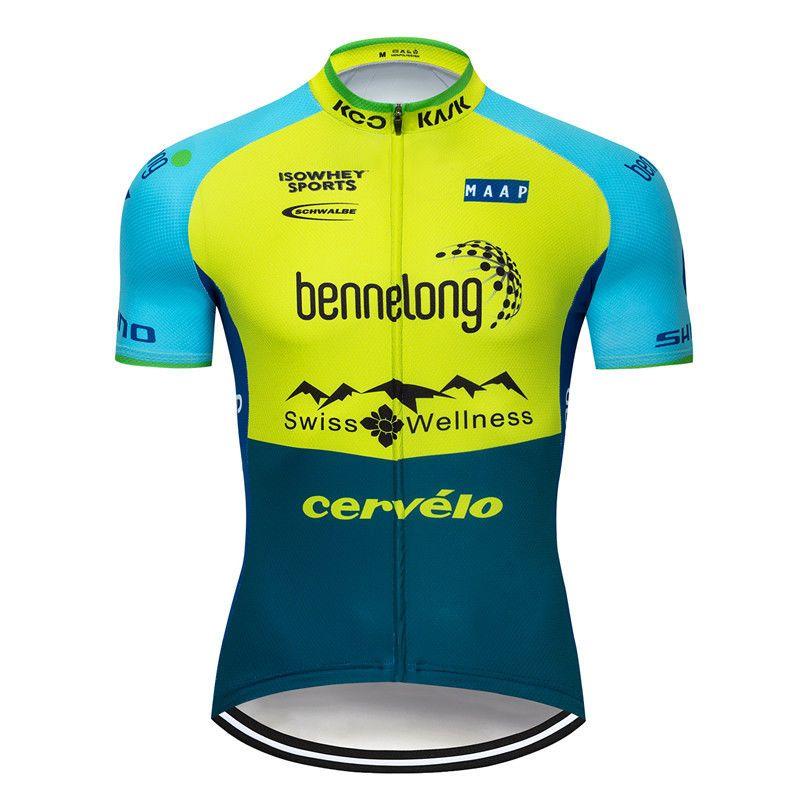 d65f8bc28 2018 Mens Cycling Short Sleeve Jerseys Bike Road MTB Shirt Long Zip Shirt  Tops  Unbranded