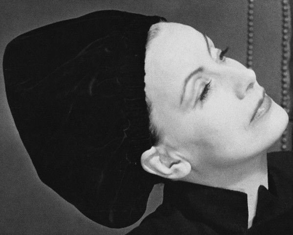 Greta Garbo, by Cecil Beaton 1968