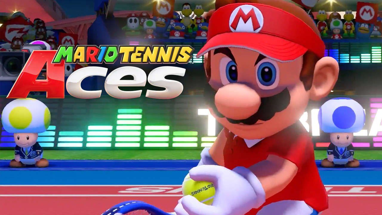 Mario tennis aces even more character nintendo switch