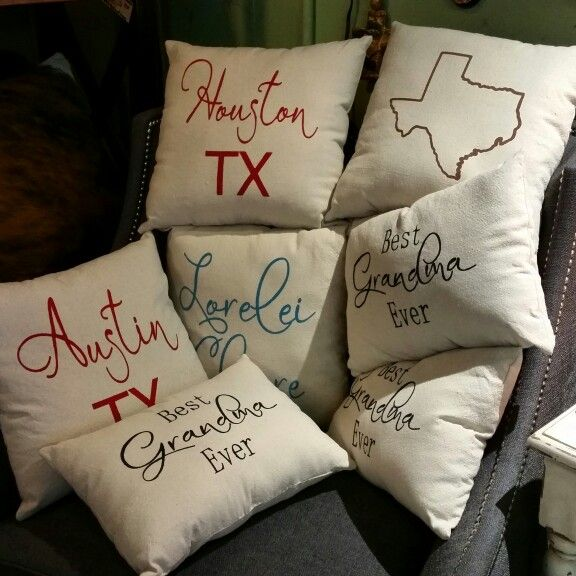 Handmade Pillows at Barrio Antiguo | Pillows Houston Pillows ...