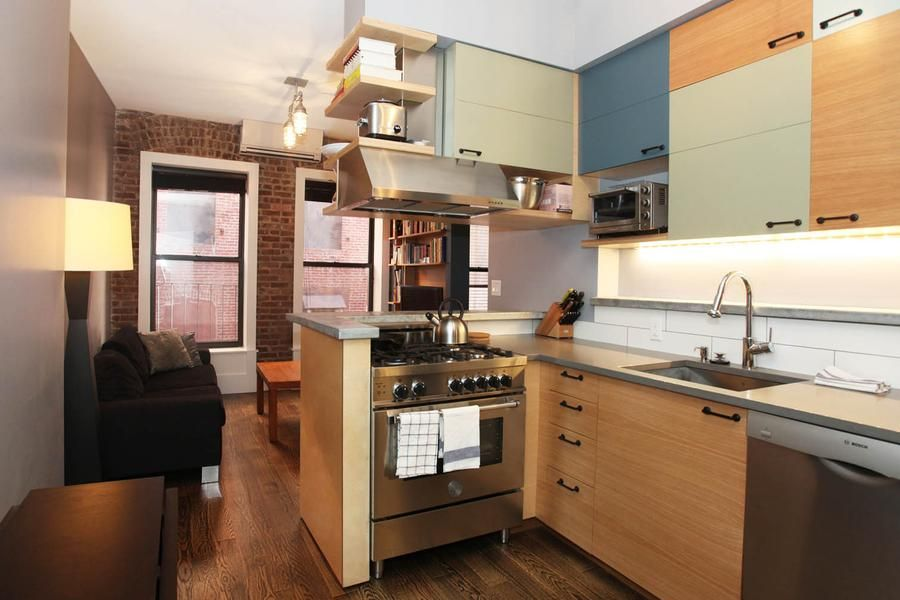 East Village, New York - In Photos: Amazing Micro-Apartments ...