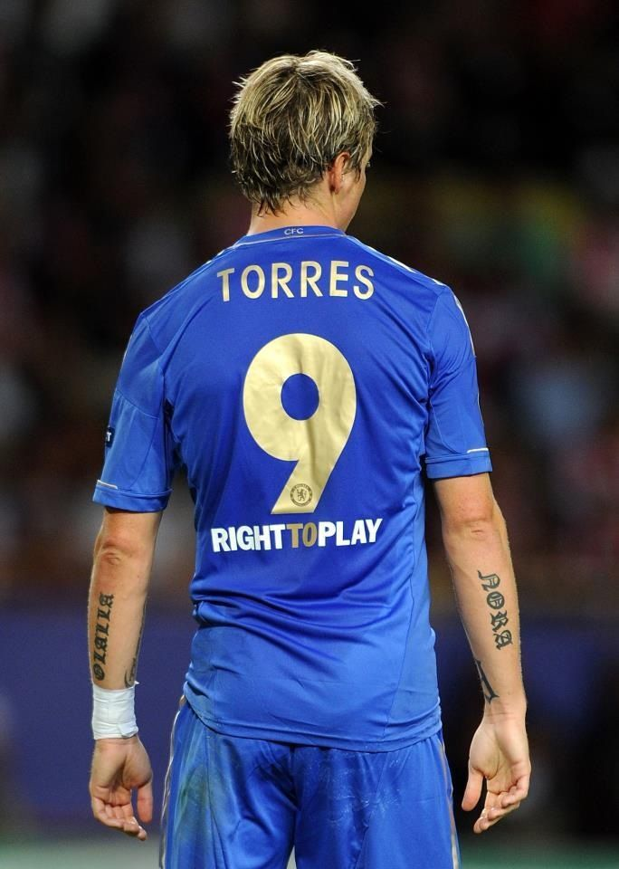 Fernando Torres that body XD