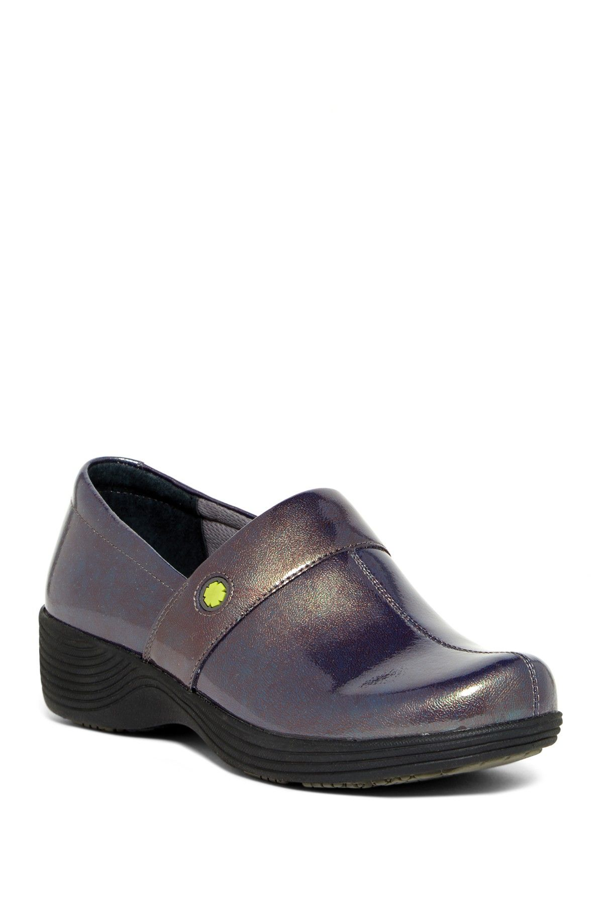 Camellia Slip-Resistant Shoe   Slip