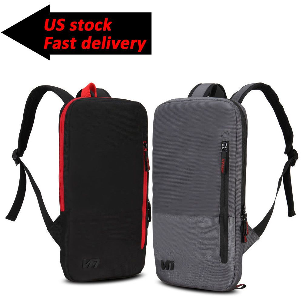 Crossbody Messenger Bag Shoulder Sling Backpack Rucksack for Macbook 13inch