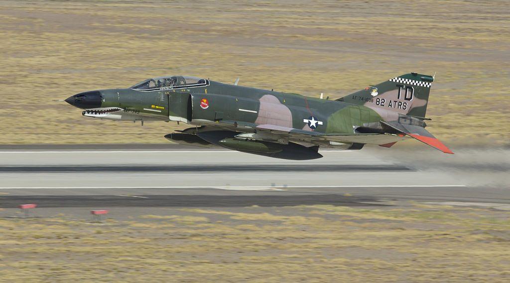 USAF QF-4E - LukeAFB AZ