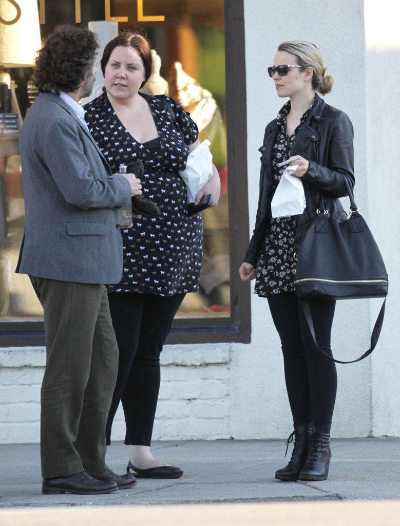Hollywood Actress Rachel McAdams