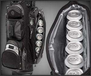 Par 6 Golf Bag Cooler For The Man