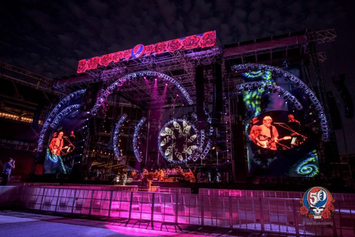 FARE THEE WELL: Grateful Dead - Chicago Roundup (Setlists