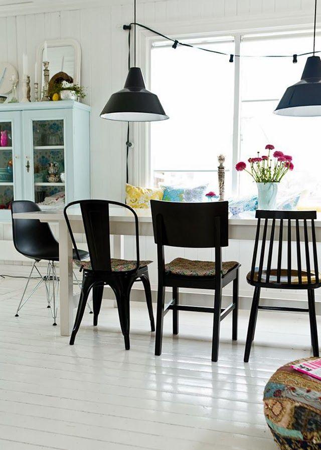 chaises d pareill es chaise eames et tolix mobilier pinterest chaises d pareill es