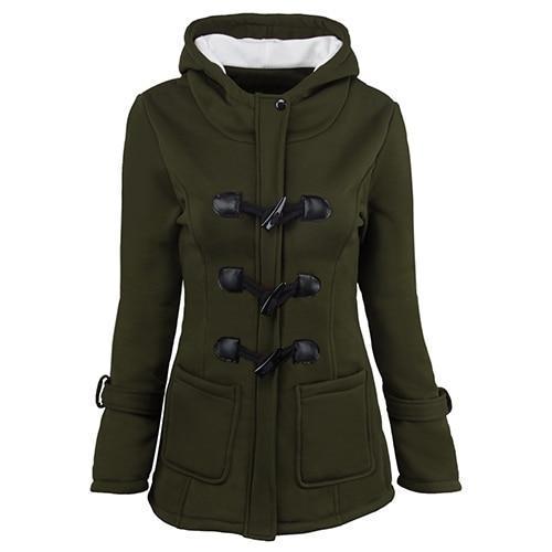 33fba580786 Gogoyouth Plus Size 6XL Spring Jacket Women 2018 New Autumn Winter Coat  Women Windbreaker Long Sleeve Jacket Female Big Outwear
