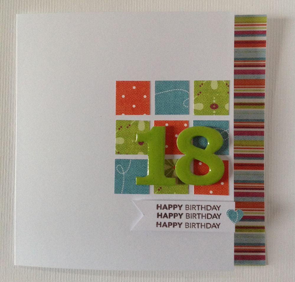 Cards by Julie Boys Birthdays – 18th Birthday Cards for Boys