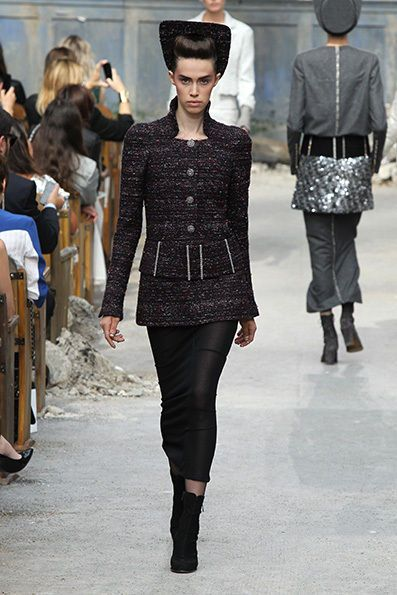 Chanel Haute Couture Paris Fashion Week Show 2013
