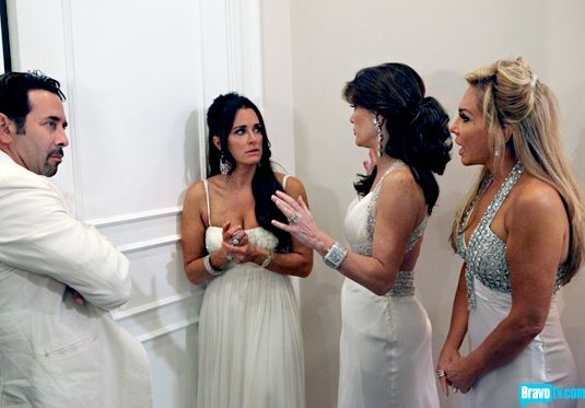 The Real Housewives of Beverly Hills The annual White Party