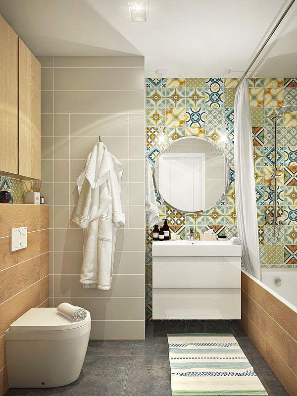 Проекты ванных комнат п44т ванная комната 150