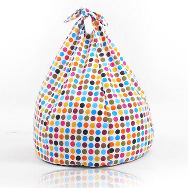 Mini Beanz Bean Bags - Polka Knot Bean Bag, $76.45 (http://www.minibeanz.com.au/polka-knot-bean-bag/)