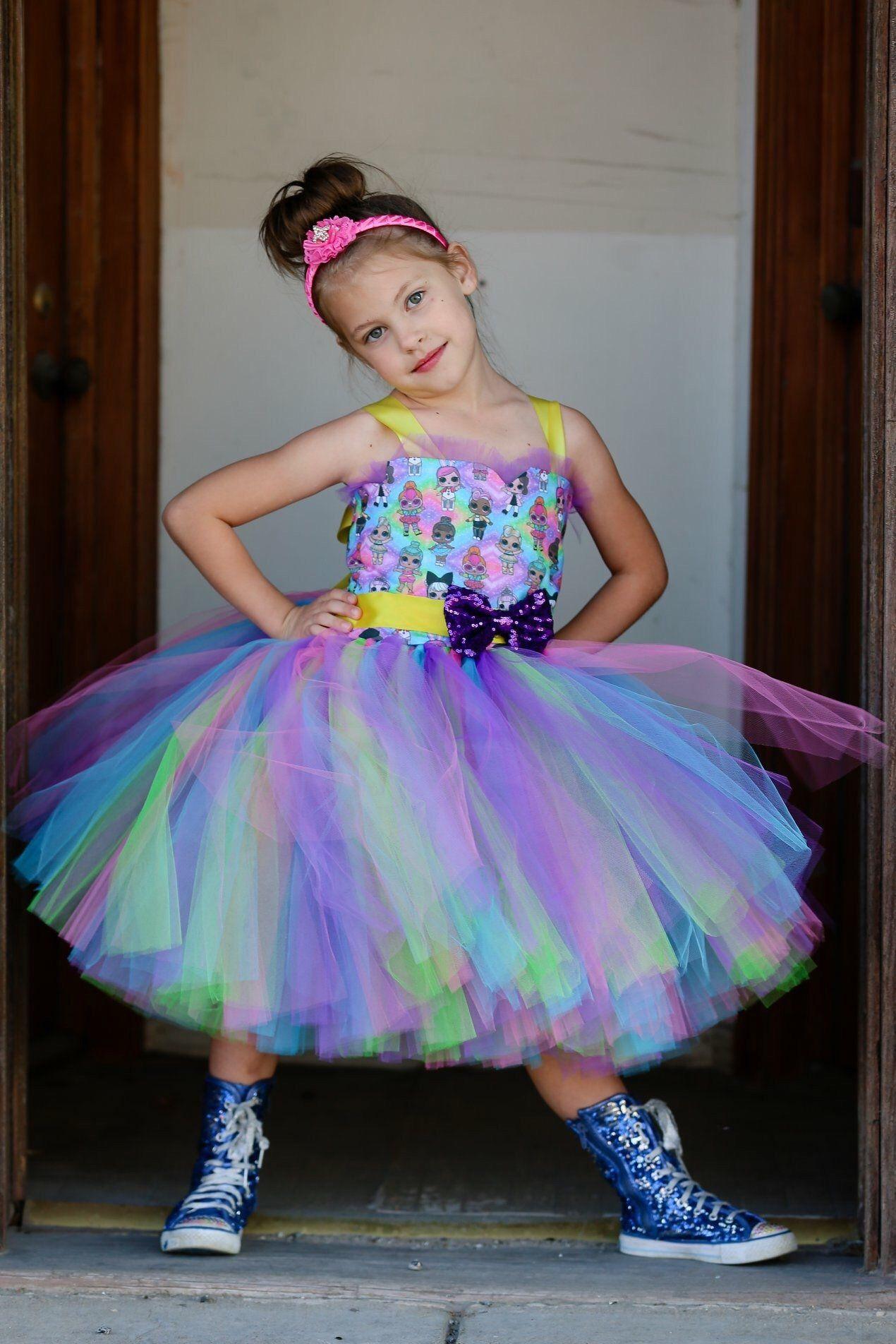 Lol surpise doll tutu lol tutu lol party dress lol