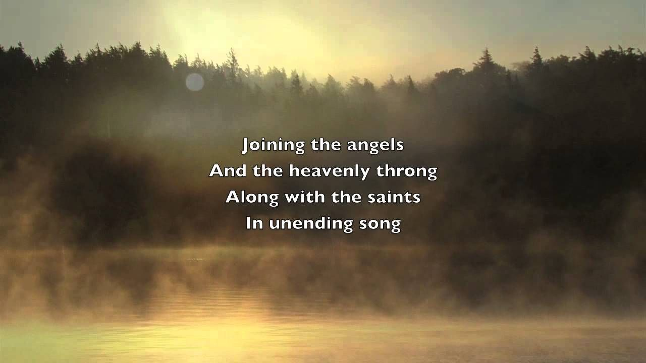 What Joy is Found Jeremy Riddle w/lyrics Lyrics