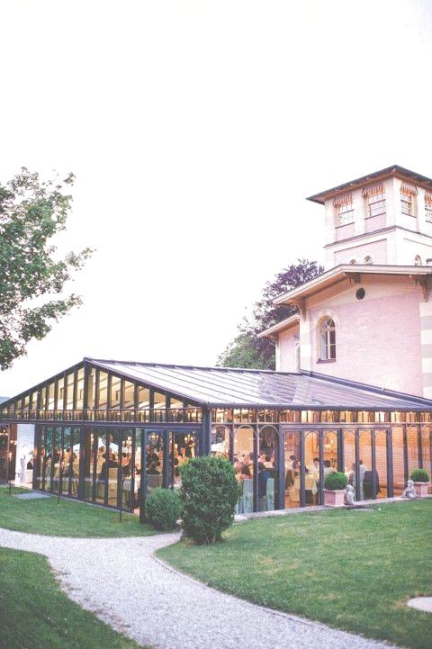 Unser Wintergarten Hochzeit Mit Mehr Blick Freudentaumel