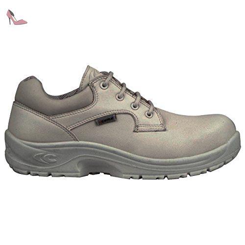 Cofra Remus S2 SRC Paire de Chaussures de sécurité Taille 36 Blanc - Chaussures  cofra (