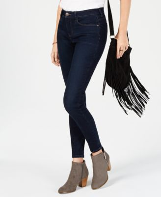 7d8c584aae19e9 Style & Co Power Sculpt Curvy-Fit Skinny Jeans, Created for Macy's - Black