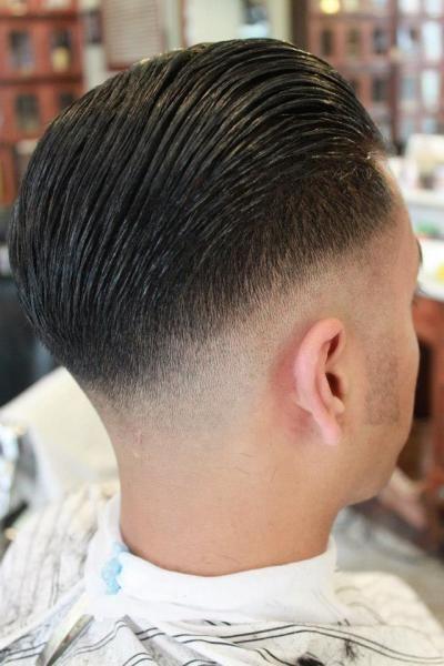 Hairstyle Zero Cut