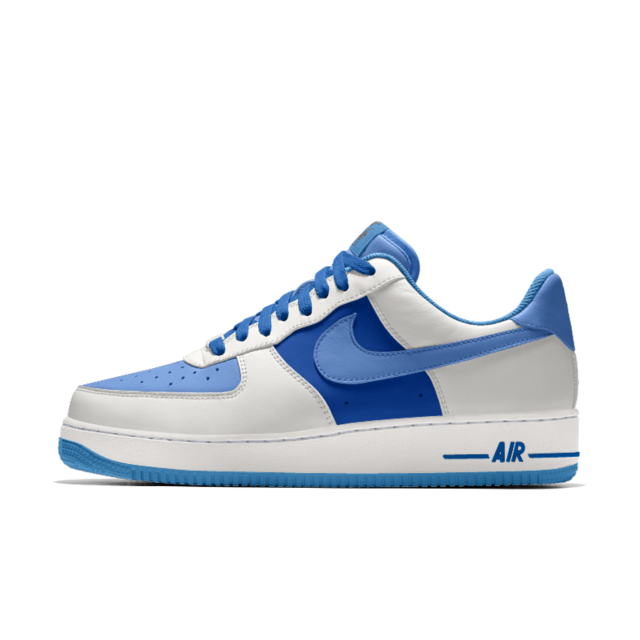 nike air force 1 low by you custom