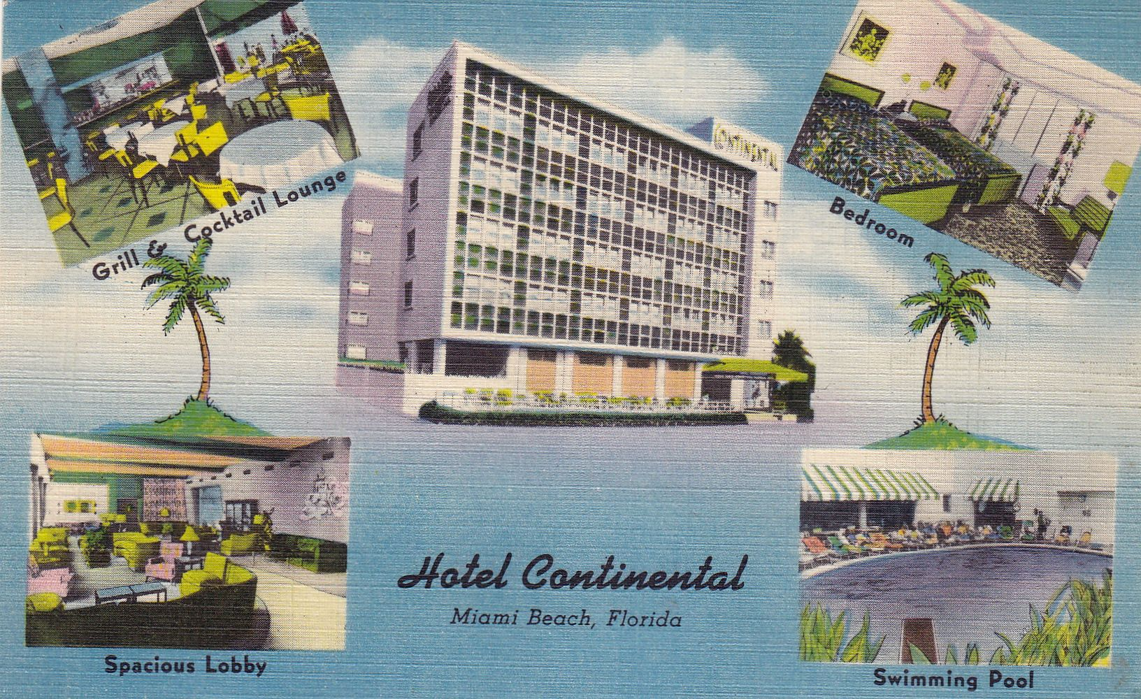 Continental Hotel Miami Beach Fl