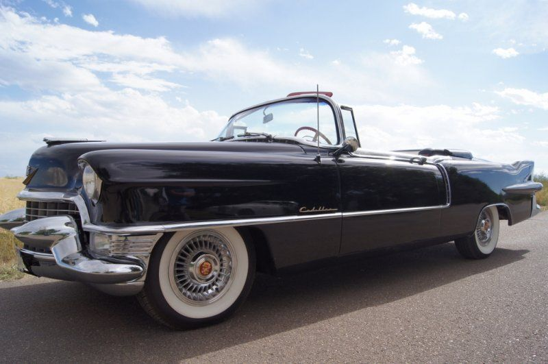 1955 cadillac eldorado vendre annonces voitures anciennes de cadillac 39 s. Black Bedroom Furniture Sets. Home Design Ideas