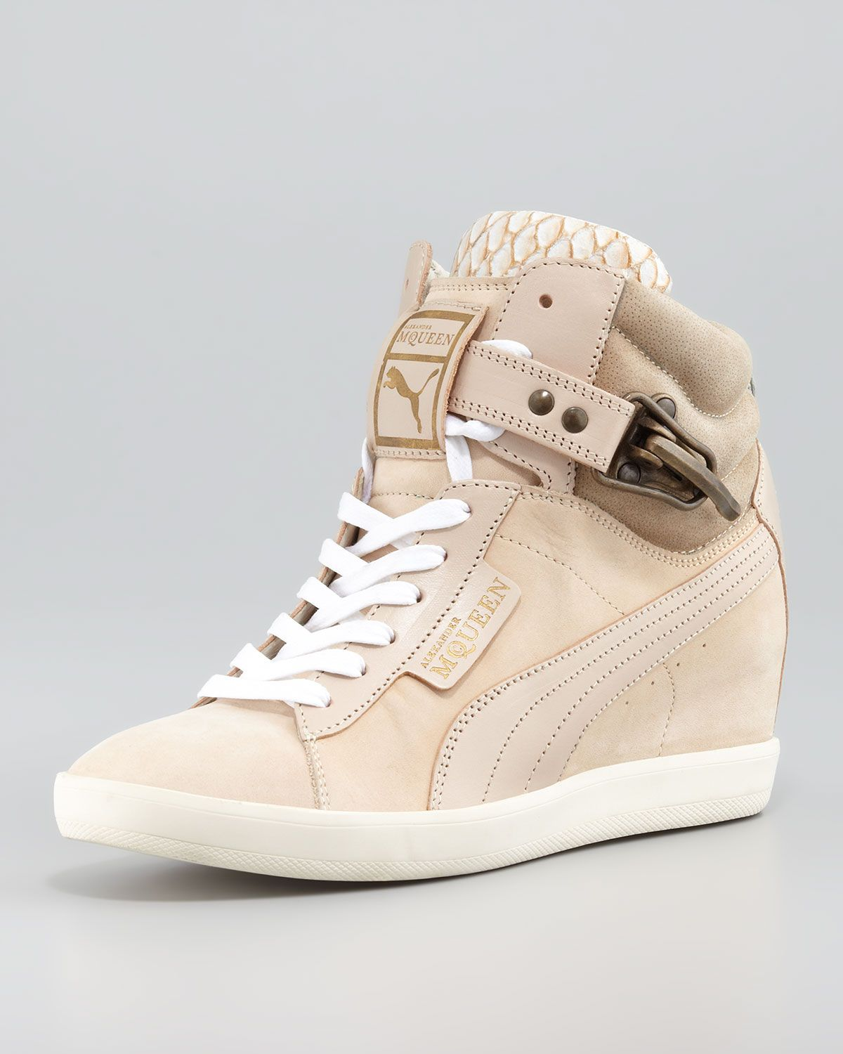 PUMA wedge sneakers | On The Cusp: For The Chic Geek | Wedge