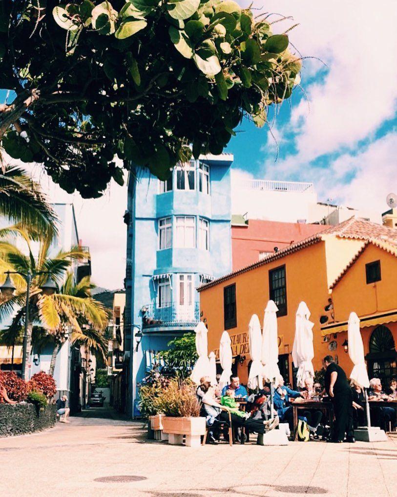 🇪🇸 Tazacorte    #spain #lapalma #tazacorte #playa #plaza