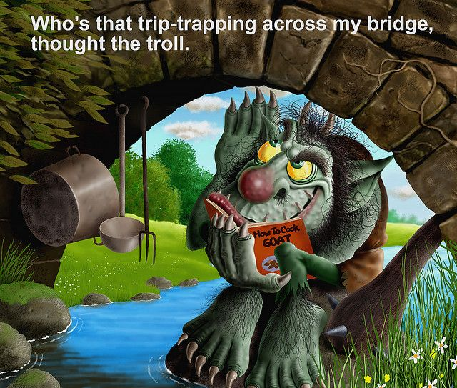 trip trap nisse liam