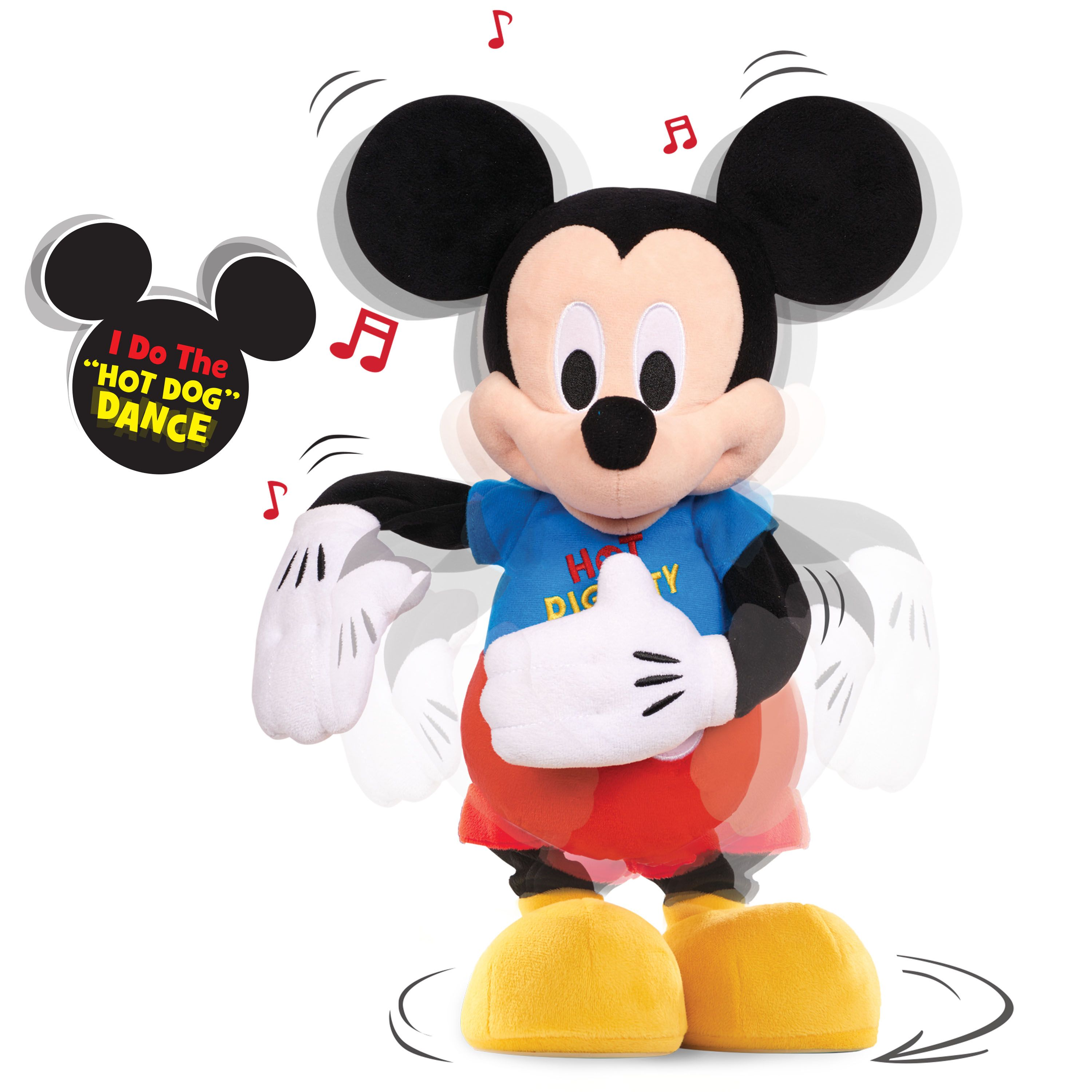 Disney Mickey Mouse Clubhouse Hot Diggity Dance Play Mickey
